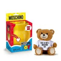 Última de Jeremy Scott: Um Urso de Peluche... Pois Claro!